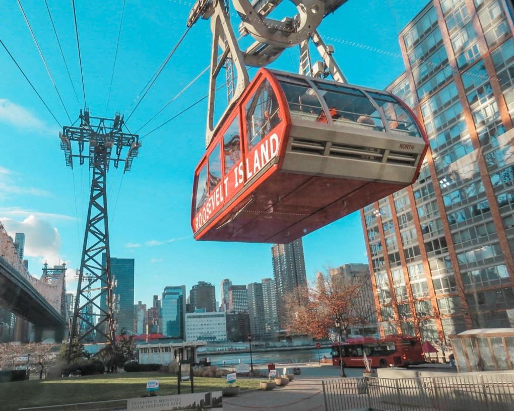 Roosevelt Tramway, New York City, USA
