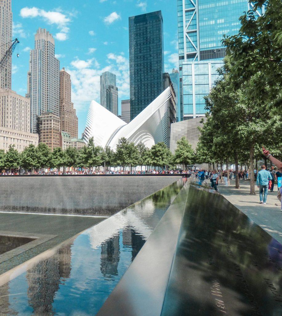 9/11 Memorial, New York, USA