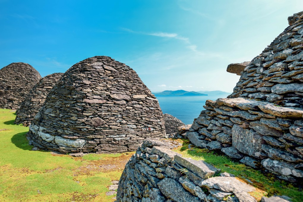 Virtual Tours in Ireland Skellig Michael, County Kerry, Ireland(Purchased Stock Photography)