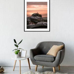 Slieve Binnian - The Mourne Mountains Prints