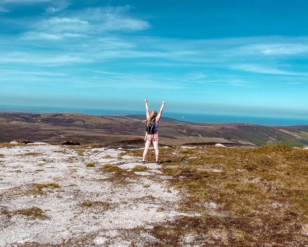 Walks in Wicklow: Kippure Mountain