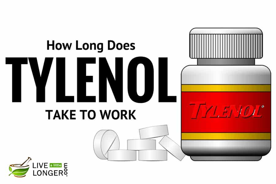 How Long Does Tylenol Take To Work?  Lllcare