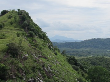 Views from Dambulla Cave Temple