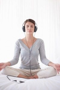 types of meditation - guided meditation