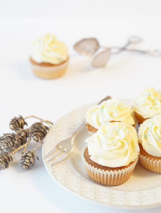 Grundrezept für Buttercreme Cupcakes 1