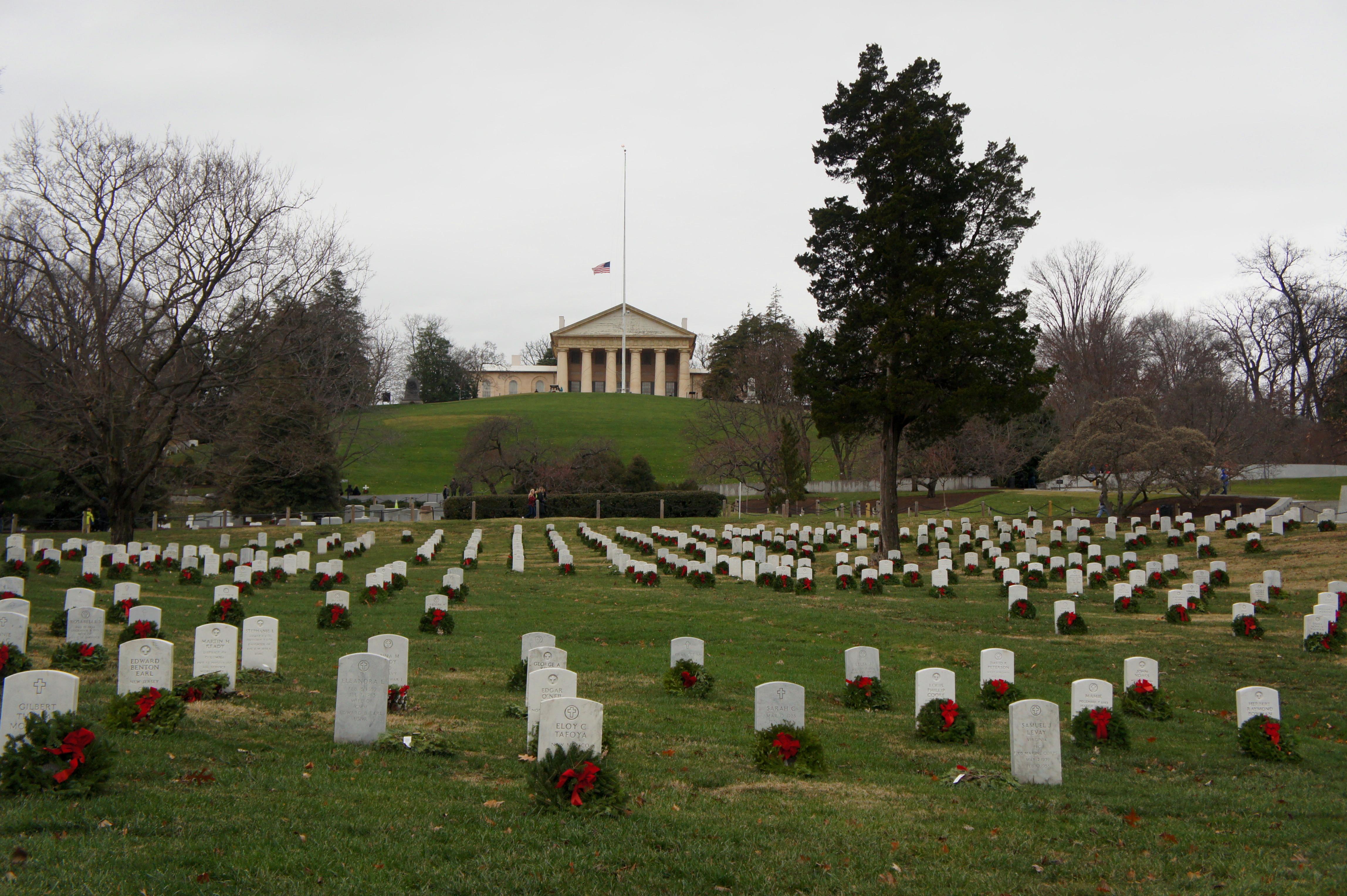 Arlington House Amp Arlington National Cemetery Va