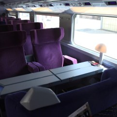 Velvet 5in1 Air Sofa Bed Reviews Build A Murphy Tgv First Class From Stuttgart To Paris Live And Let 39s Fly