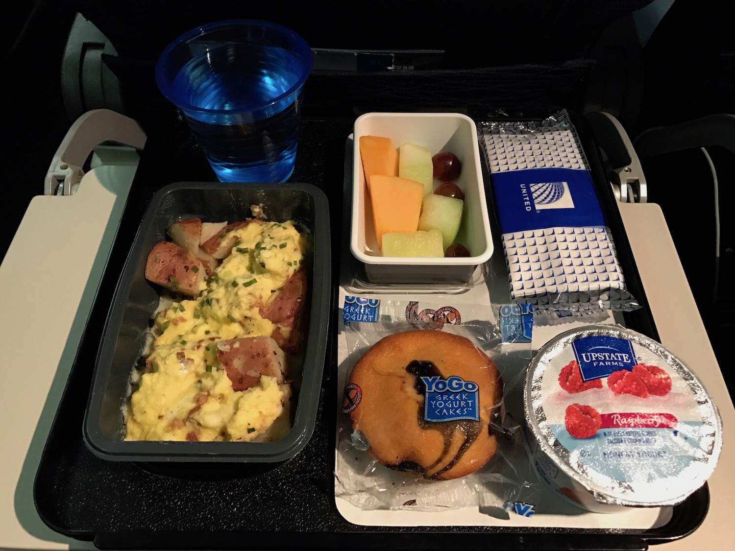 Surprise Meal on United Proves Why Meals Dont Matter
