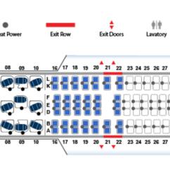 american airlines 772 boeing 777 seating wiring diagrams u2022 [ 1810 x 572 Pixel ]