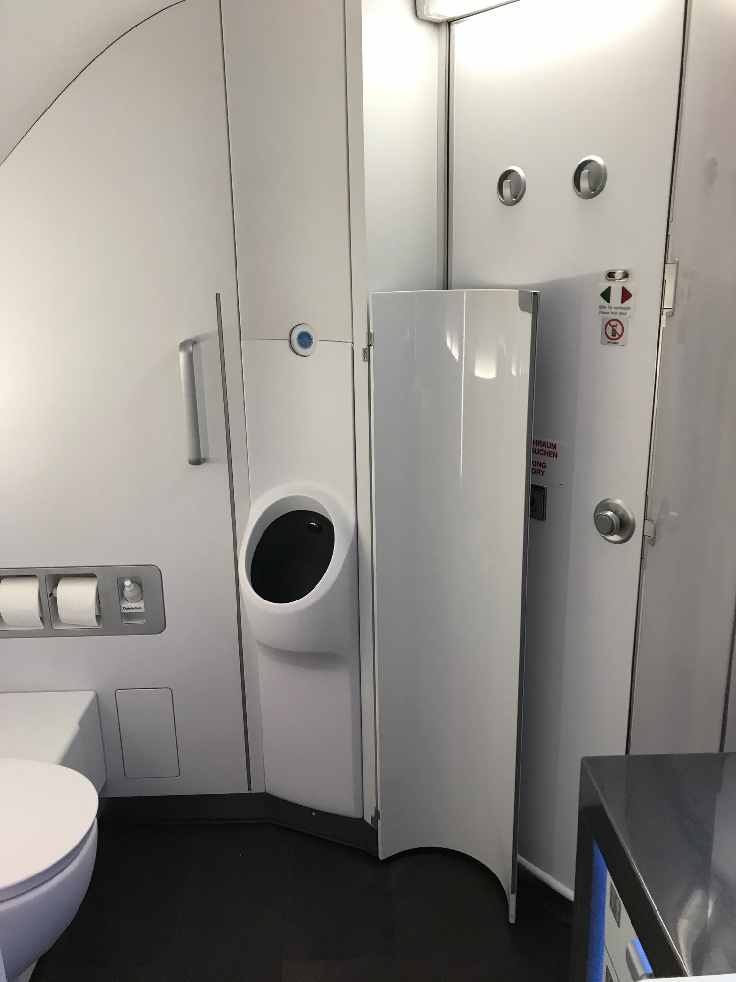 Lufthansa First Class A380 vs 7478  Live and Lets Fly