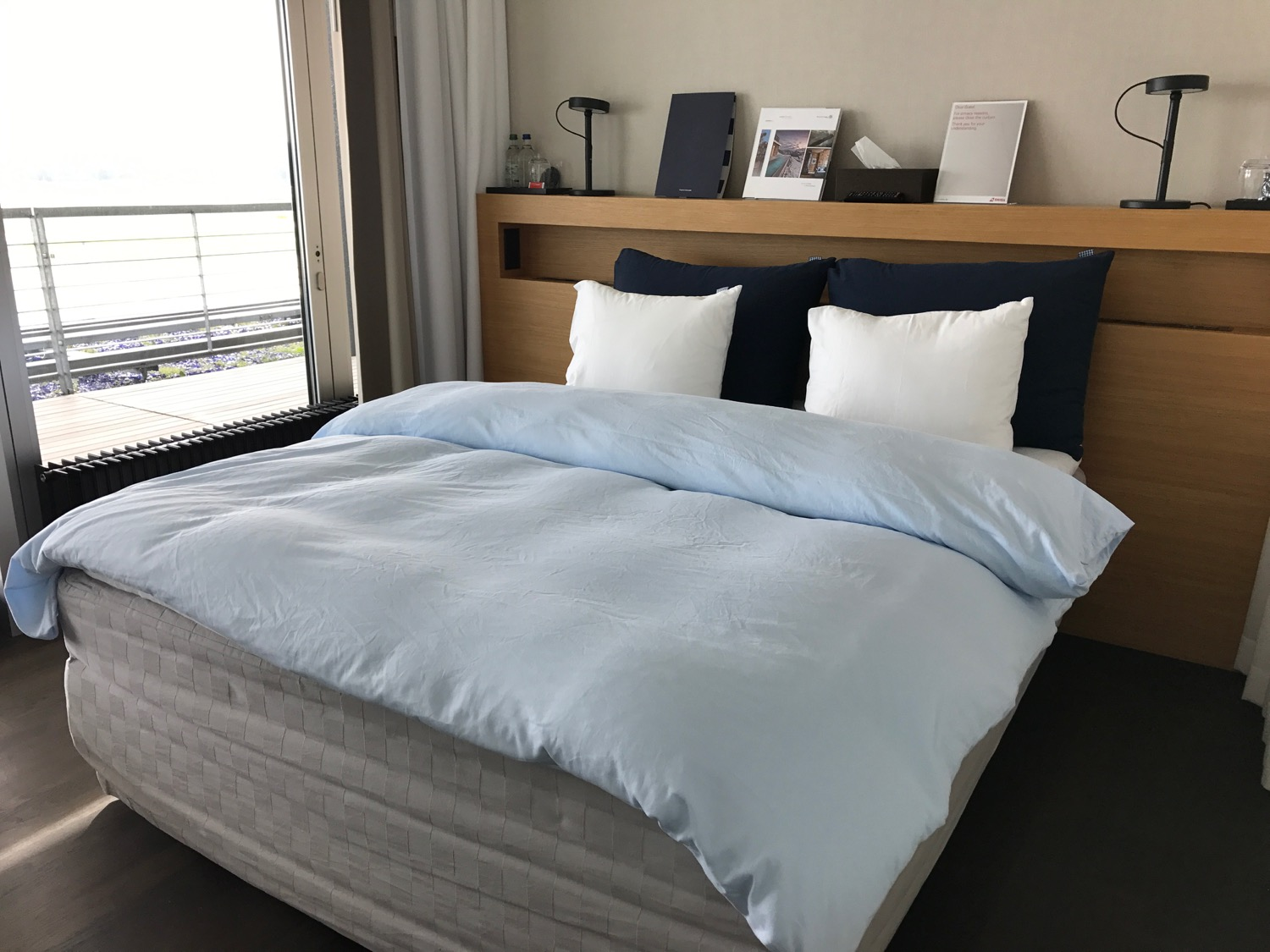 The Most Comfortable Bed Ive Ever Slept inwas in an