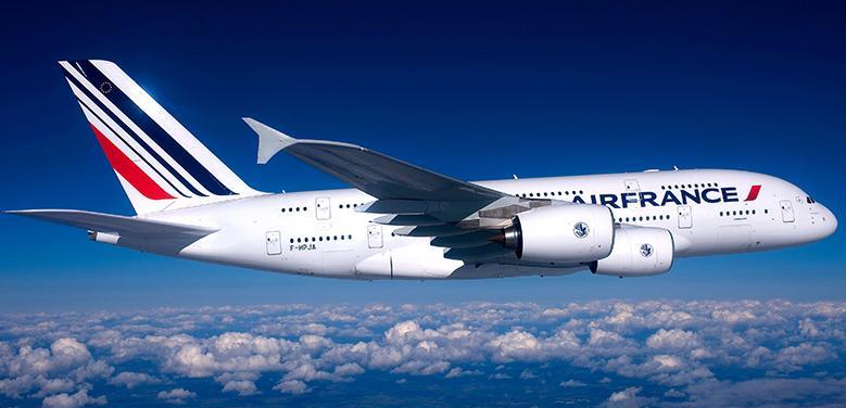 Air France Cancels My First Class Reservation96 Hours