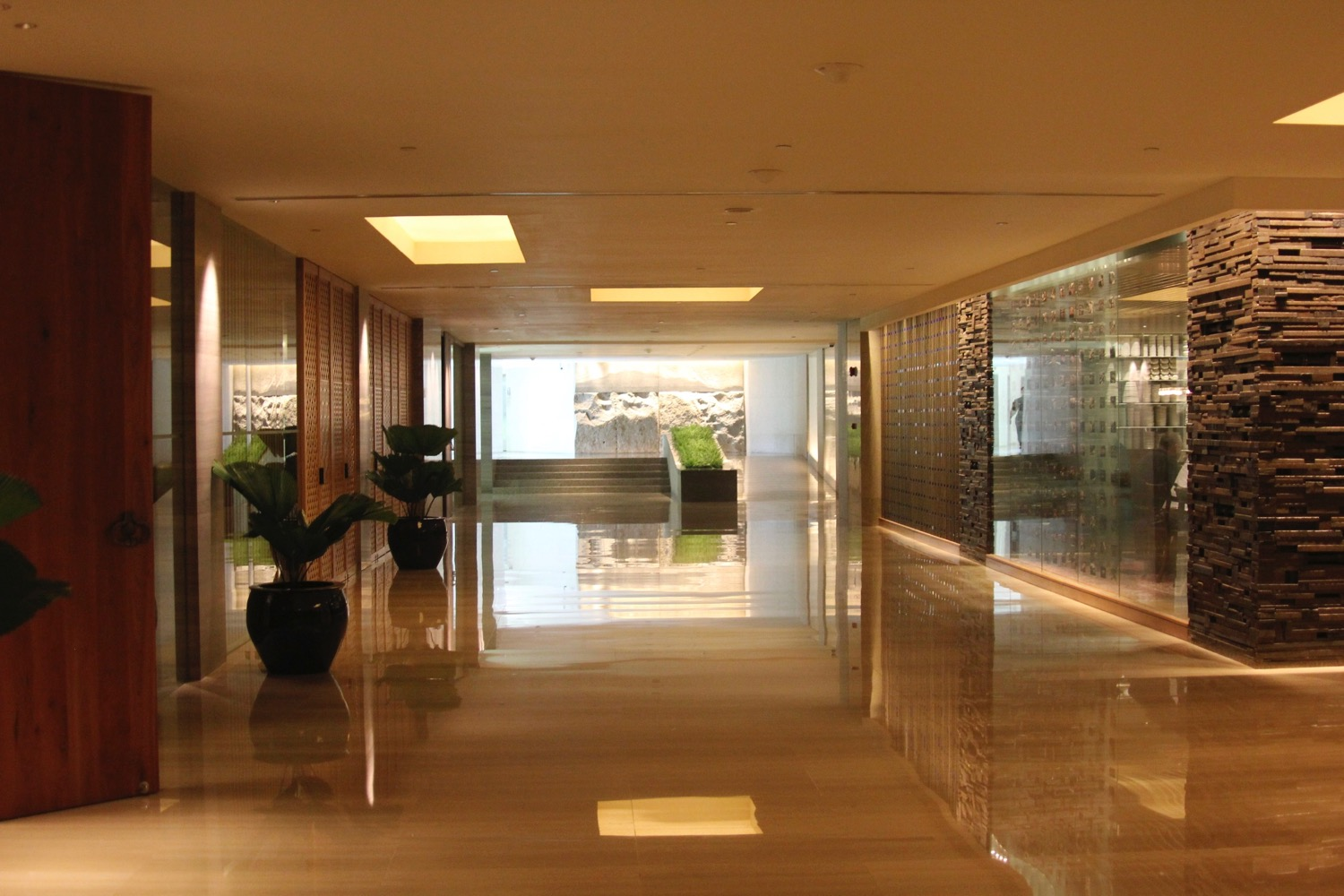 Review Grand Hyatt Singapore Suite  Live and Lets Fly