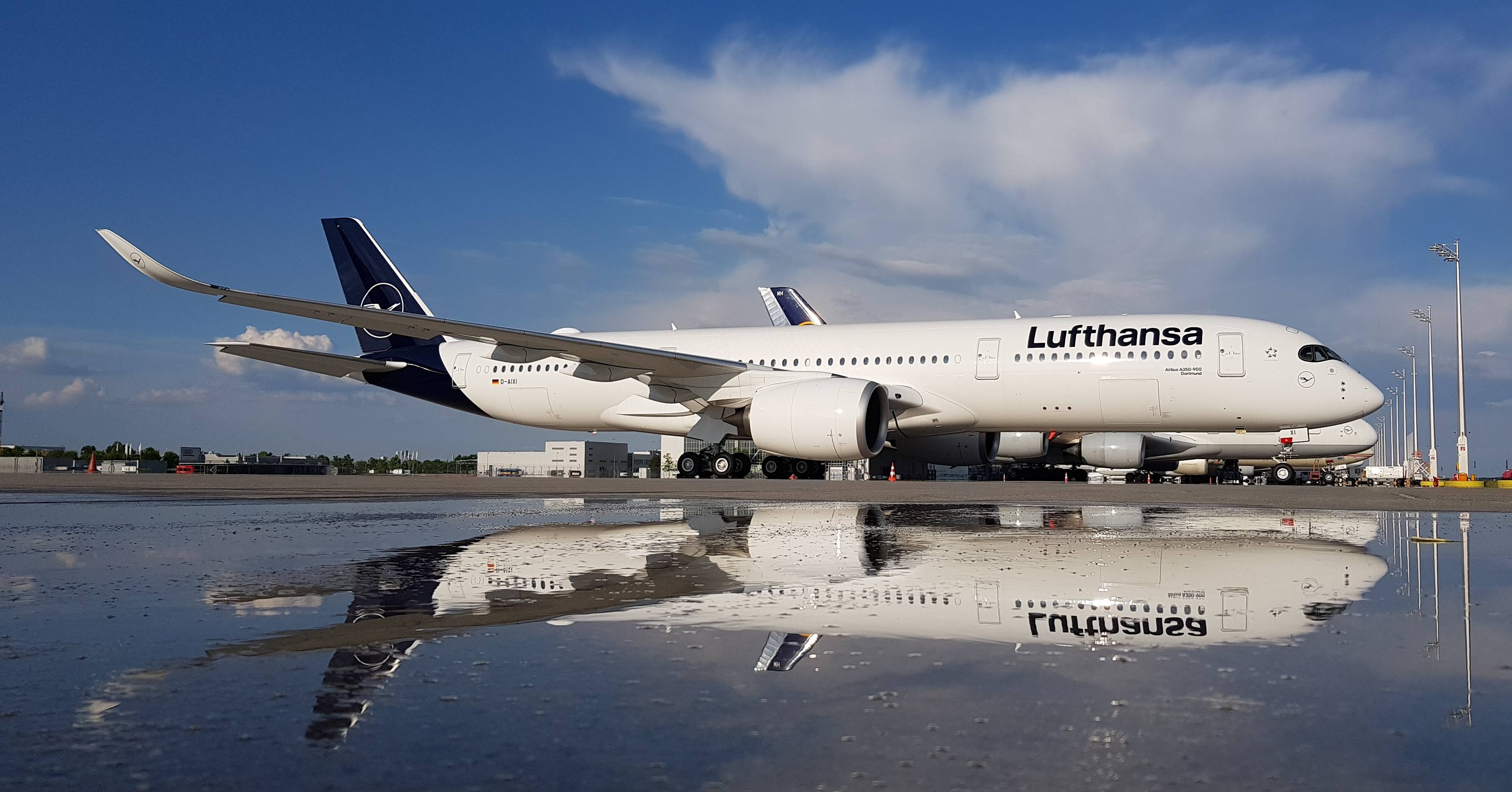 why lufthansa bought 787s