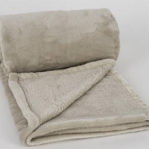 Clarysse fleece zand