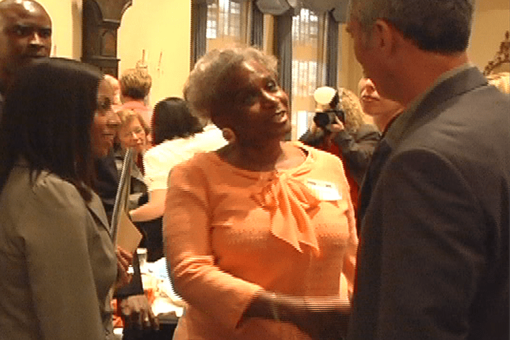 """""""Get this creepy blogger away from me!""""  Monica Pearson, WSB"""