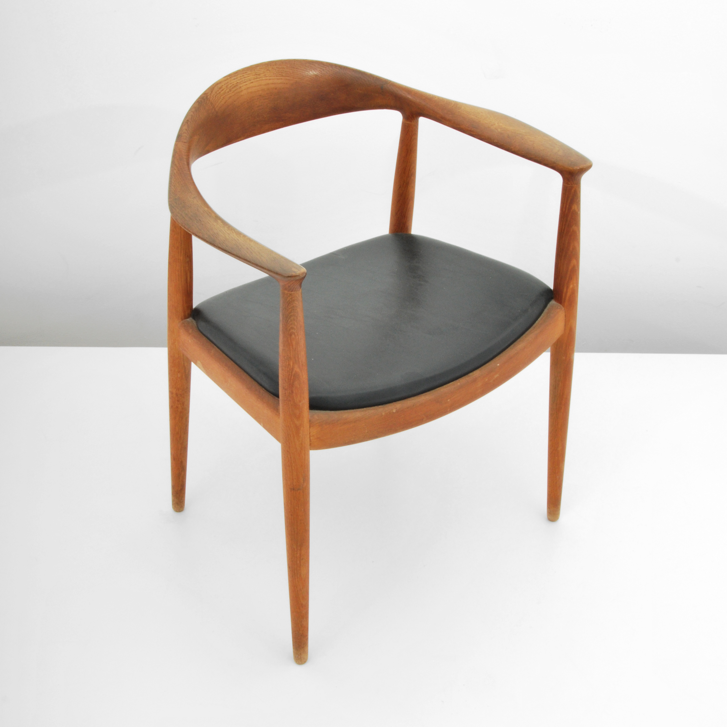 Famous Chair Danish Designer Hans Wegner Made Chair An Art Form