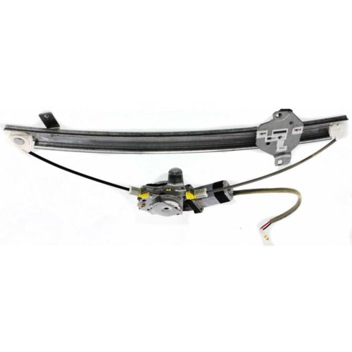 New Front, Driver Side Window Regulator For Mitsubishi