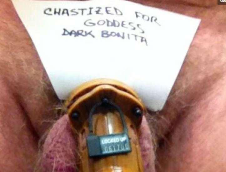 Chastity Cams, Chastity slave, Orgasm Control