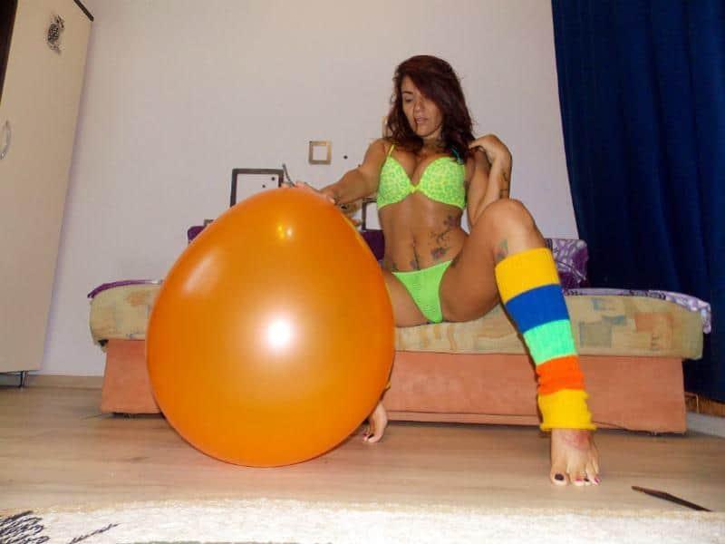 Free Inflatables Balloon Fetish September