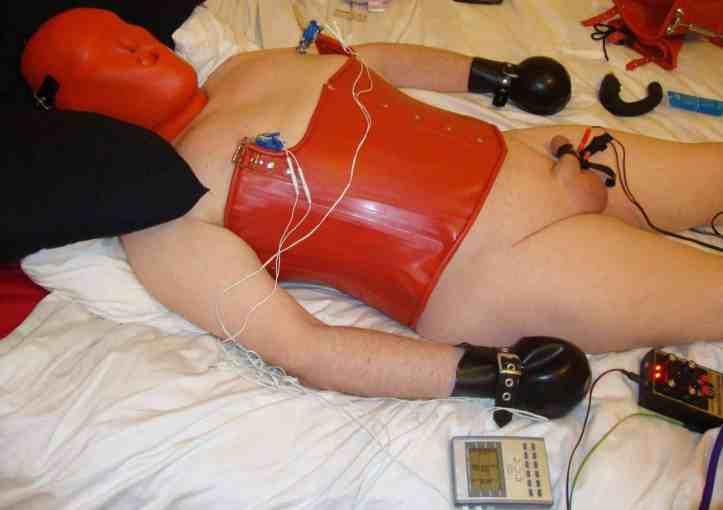 nipple torture 'bondage cams