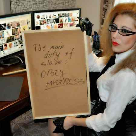 Obey Mistress,Slave rules