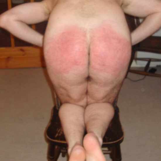 spanking, spanking picture, red hot bottom, over the knee spanking