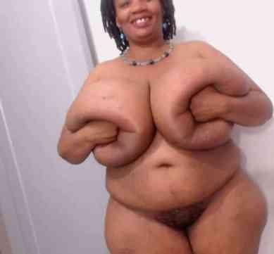 bbw ebony hairy pussy massive tits