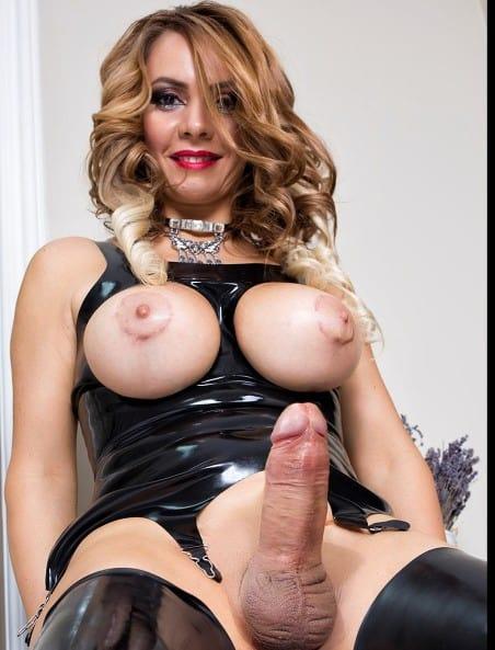 Big Tits - Huge Cock