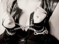 girl in cuffs