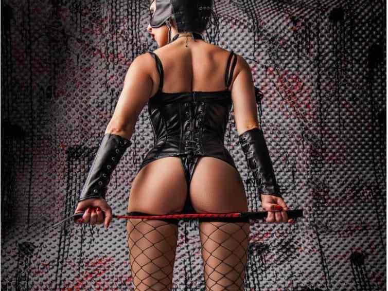 sadistic dominatrix