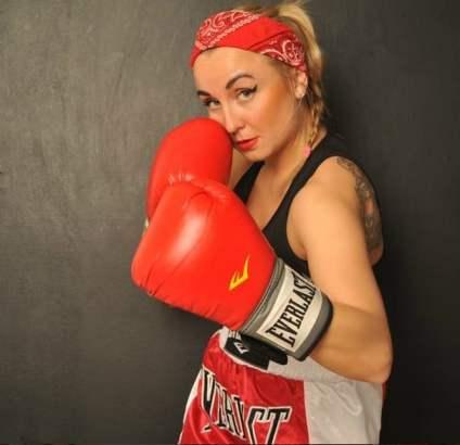 boxer girl fantasy
