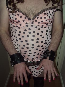 sissy bondage
