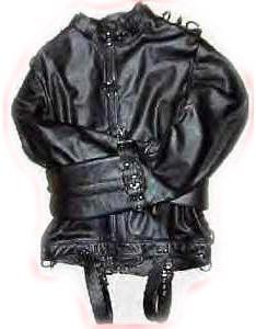 straight jacket slave