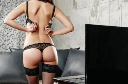 sexy girls on skype