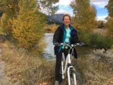 biking Grand Teton Natl Park