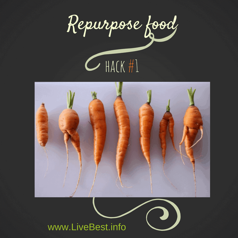 Repurpose Food is a LiveBest series where I share delicious ways to reduce food waste. Join me as we repurpose cheese to create best overs - one delicious bite at a time!