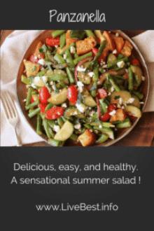 Panzanella Vegetable Salad