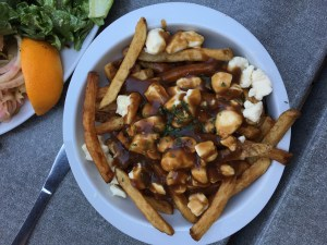 bowl of Poutine, photo by July Barbe, LiveBest.info