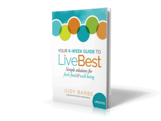 You 6-week guide to LiveBest