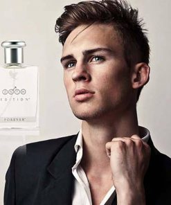 Forever 25th Edition Cologne Spray for Men – A Luxurious, Attractive, Natural, Organic Fragrance that Doesn't Cause Allergies