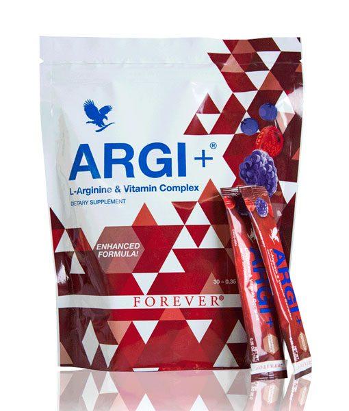 Forever ARGI+ Stick Packets – Strengthens Heart, Circulatory System, Raises Energy & Vitality