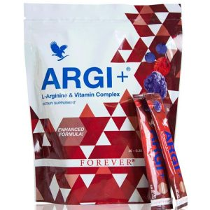 Forever ARGI+ Stick Packets – Strengthens Heart, Circulatory System, Raises Energy & Vitality