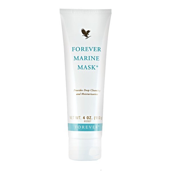 Forever Marine Mask – Moisturizing, cleansing and deep cleansing for moist, smooth and vibrant skin