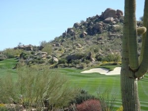 Estancia Scottsdale AZ Golf Homes for Sale