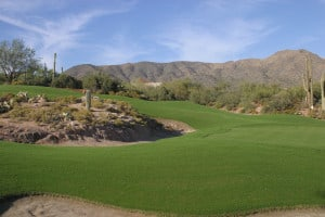 Desert Mountain Golf Course Scottsdale AZ