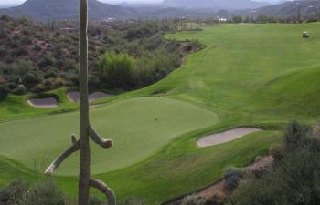 Scottsdale AZ Golf Desert Mountain