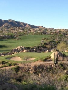 Desert Mountain Golf Scottsdale AZ 85262