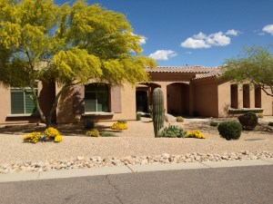 Luxury Home in North Scottsdale Arizona