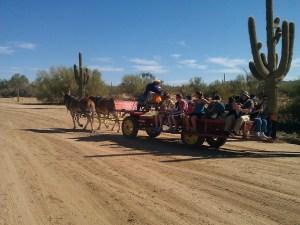 Mac Donalds Ranch Halloween 2013 Scottsdale